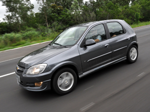 Chevrolet celta 2010 photo - 9
