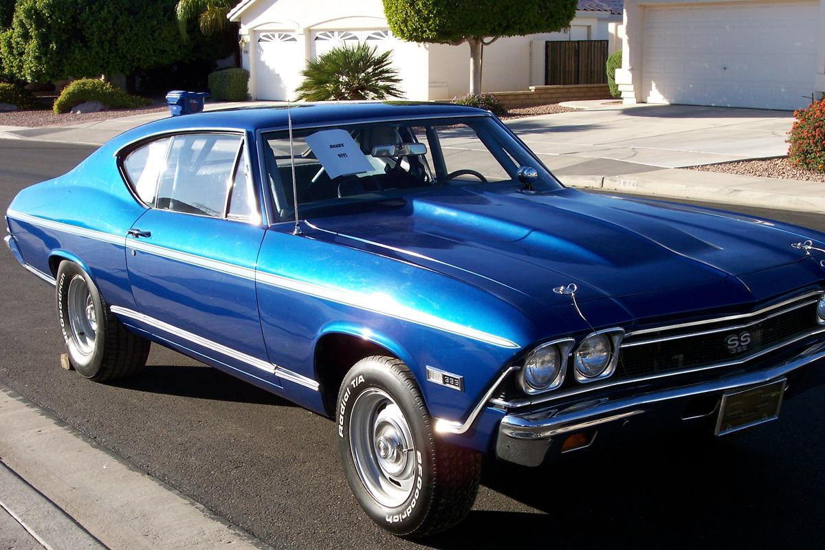 Chevrolet Chevelle 1968 Review Amazing Pictures And