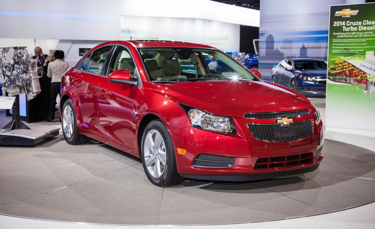 Chevrolet Chevy 2014 photo - 2