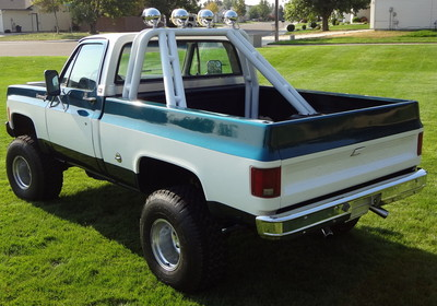 Chevrolet cheyenne 1979 photo - 1