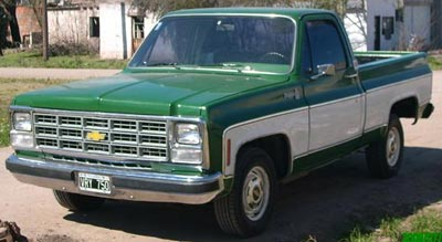 Chevrolet cheyenne 1980 photo - 4