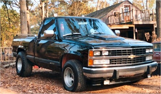 Chevrolet cheyenne 1985 photo - 4