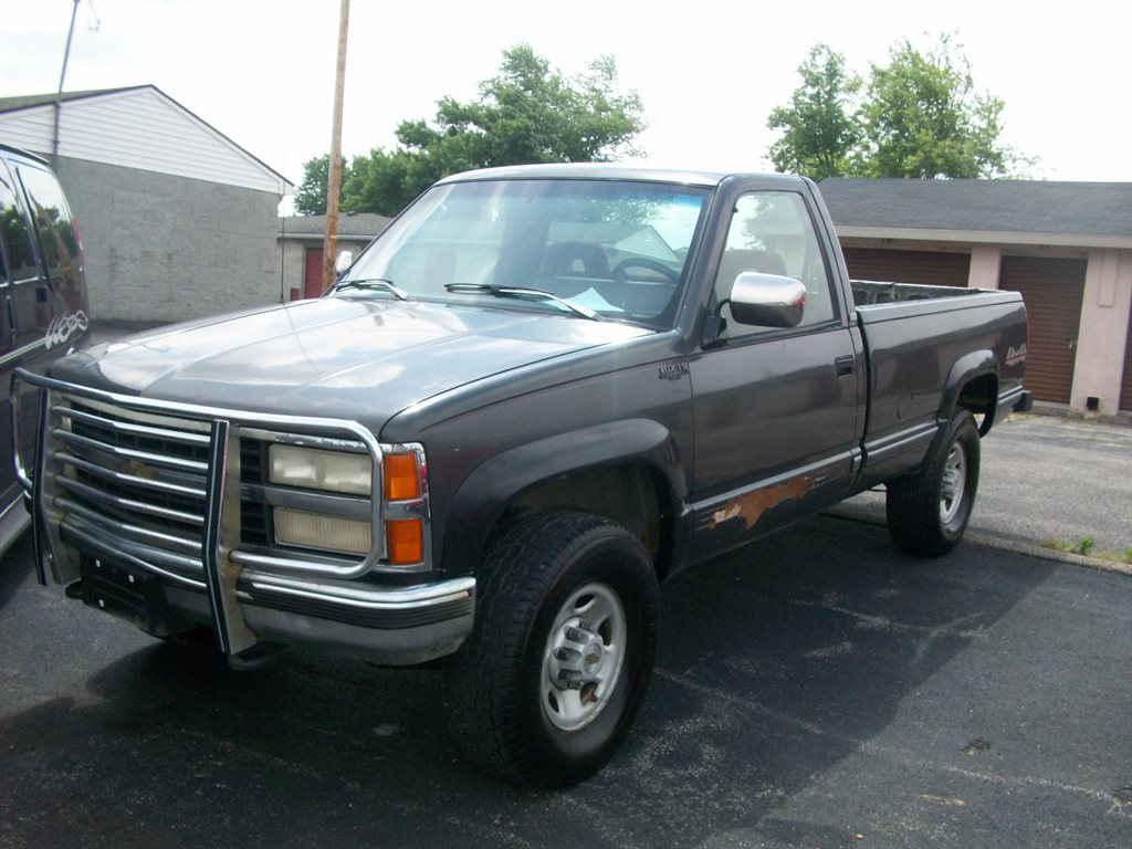 Chevrolet cheyenne 1993 photo - 3