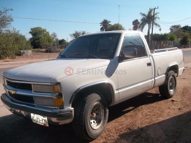 Chevrolet cheyenne 1993 photo - 4