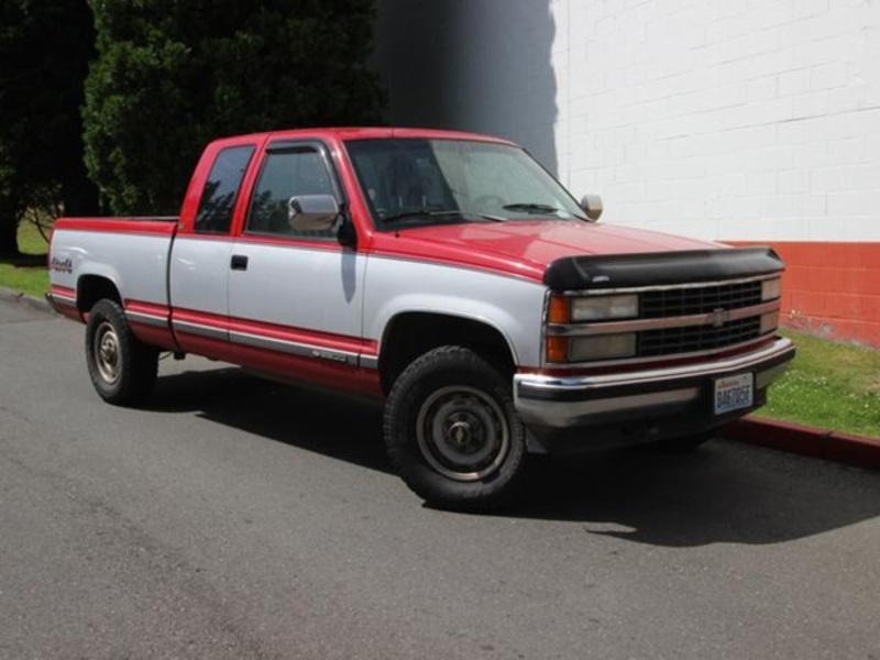 Chevrolet cheyenne 1993 photo - 6