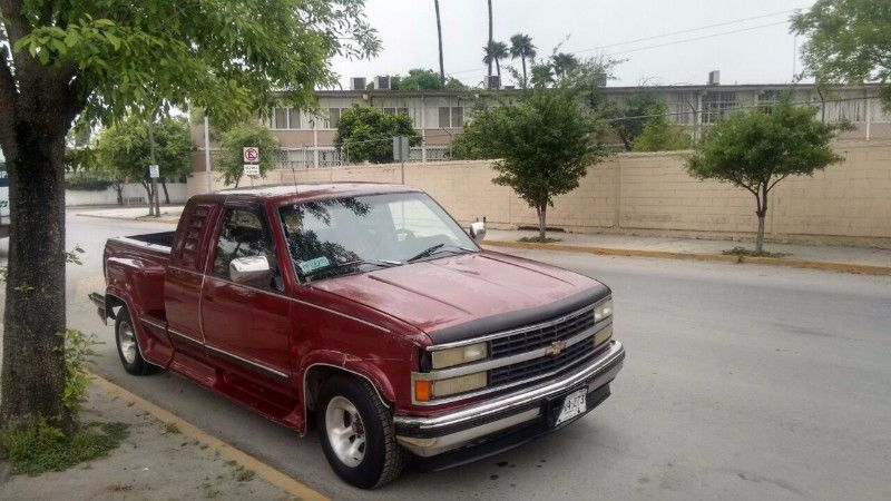 Chevrolet cheyenne 1994 photo - 4