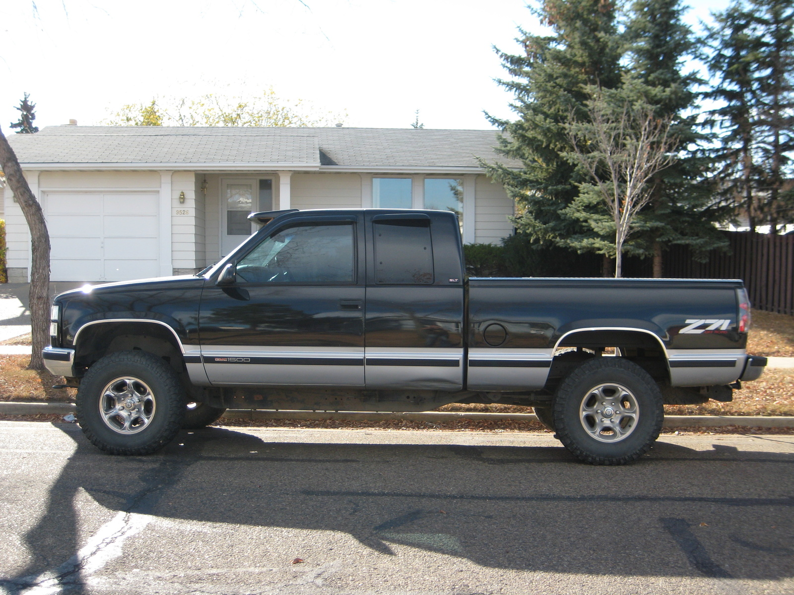 Chevrolet cheyenne 1995 photo - 6