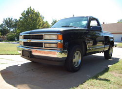 Chevrolet cheyenne 1997 photo - 4