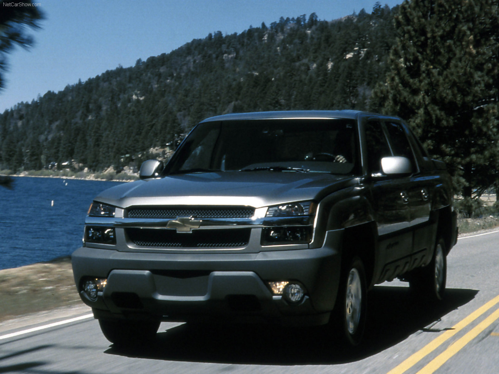Chevrolet Cheyenne 2002 photo - 2