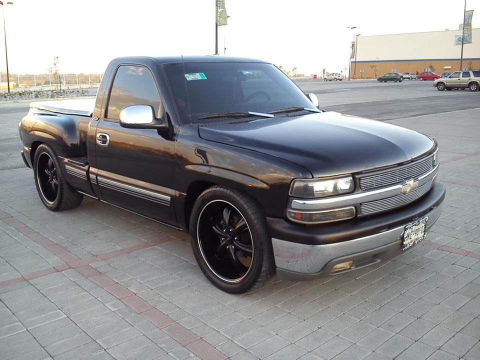 Chevrolet Cheyenne 2002 photo - 6