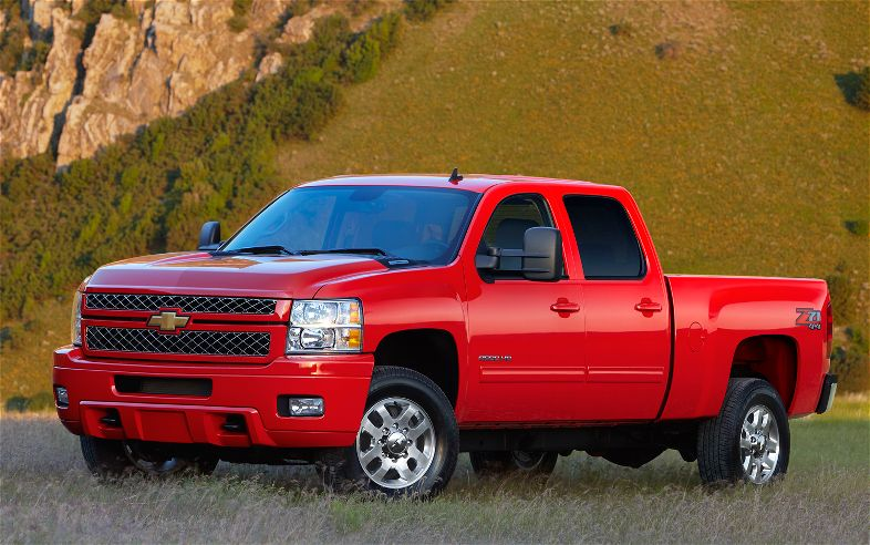 Chevrolet cheyenne 2013 photo - 1