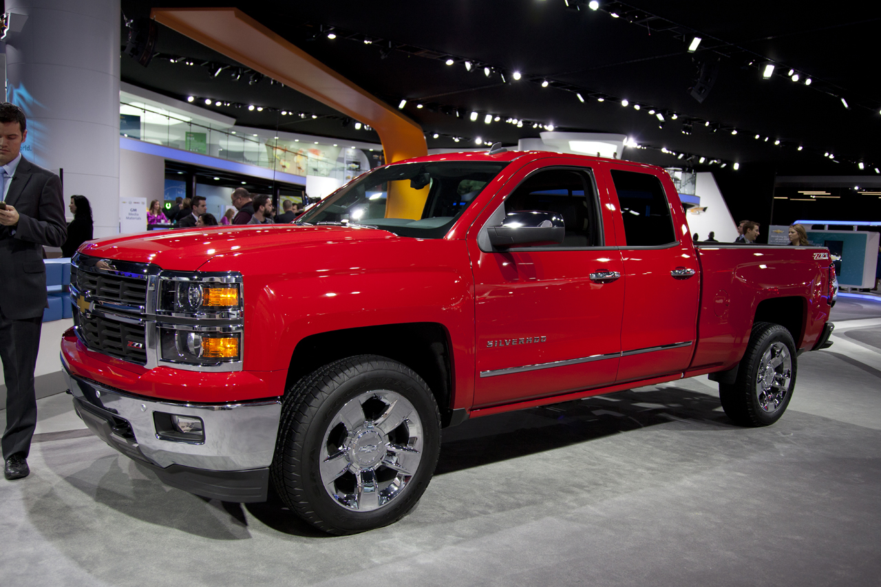 Chevrolet cheyenne 2013 photo - 5