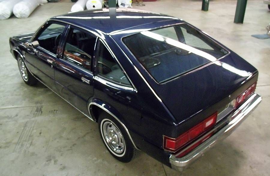 Chevrolet citation 1980 photo - 3