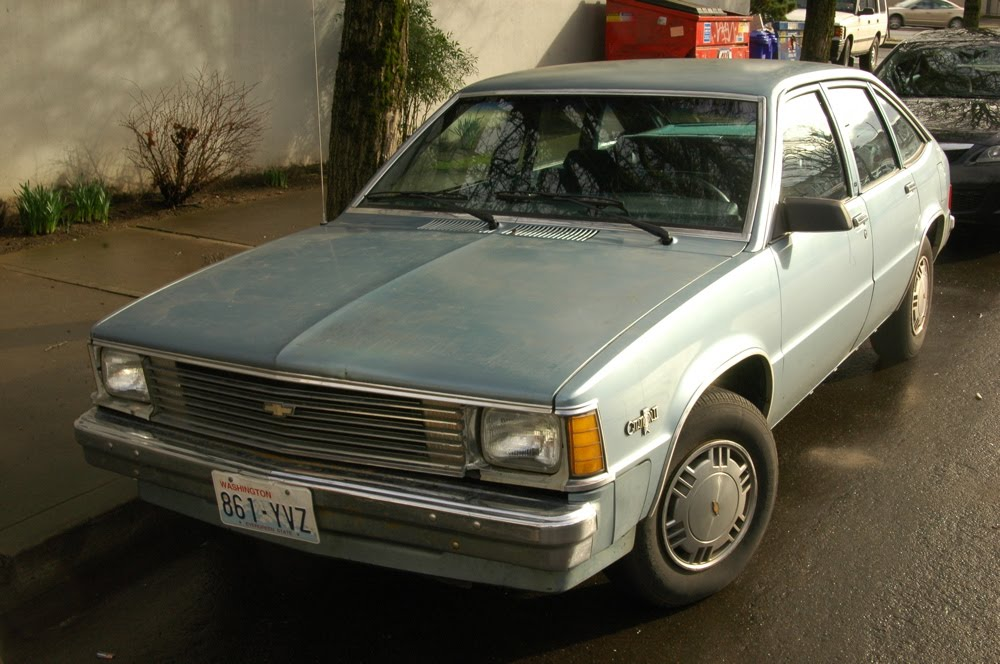 Chevrolet citation 1985 photo - 1