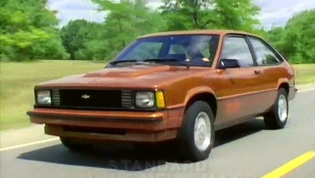 Chevrolet citation 1985 photo - 4