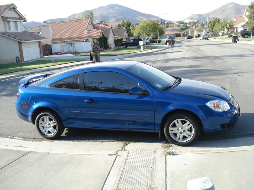 Chevrolet cobalt 2005 photo - 3