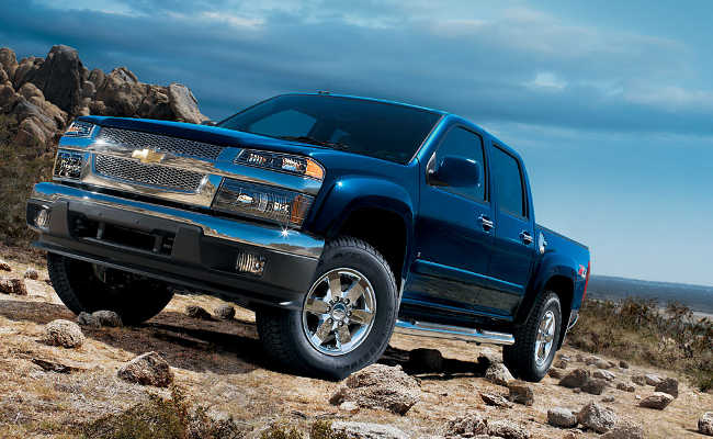 Chevrolet colorado 2010 photo - 4