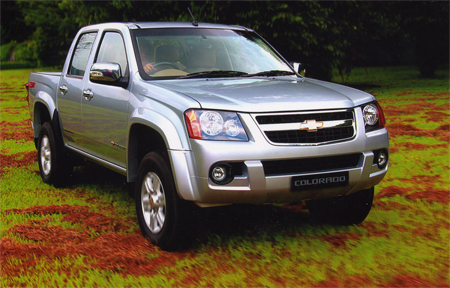 Chevrolet colorado 2010 photo - 5