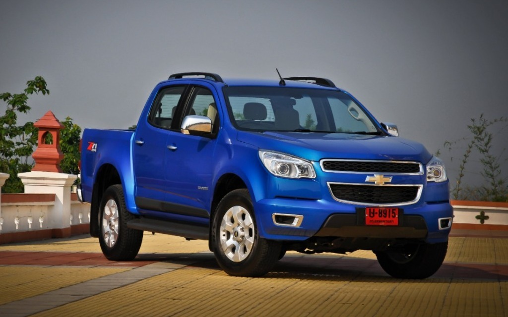 Chevrolet colorado 2013 photo - 1
