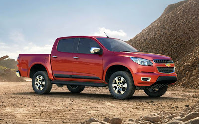 Chevrolet colorado 2013 photo - 5
