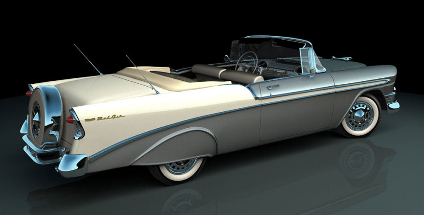Chevrolet convertible 1950 photo - 4