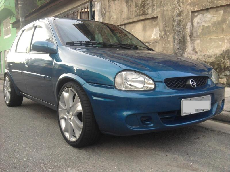 Chevrolet corsa 2002 photo - 2