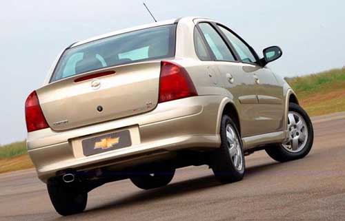 Chevrolet corsa 2002 photo - 4