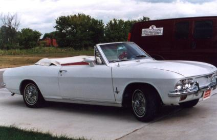 Chevrolet Corvair 1965
