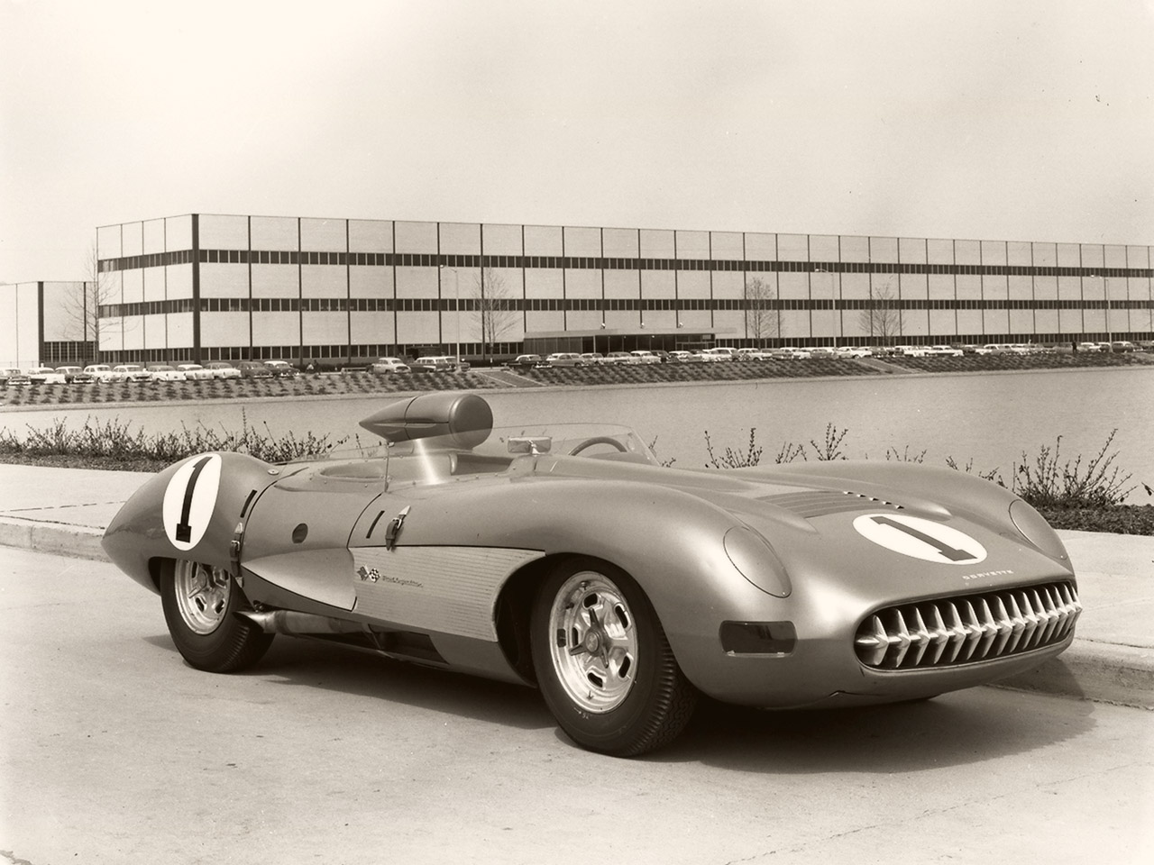 Chevrolet corvette 1950 photo - 1