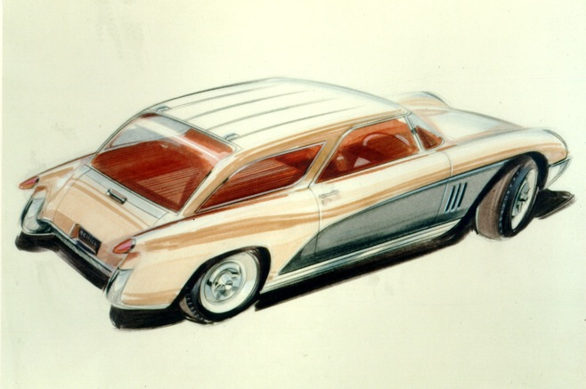 Chevrolet Corvette 1954 photo - 4