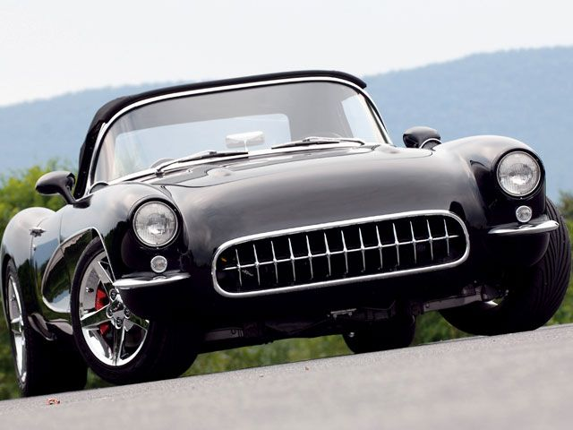 Chevrolet corvette 1957 photo - 4