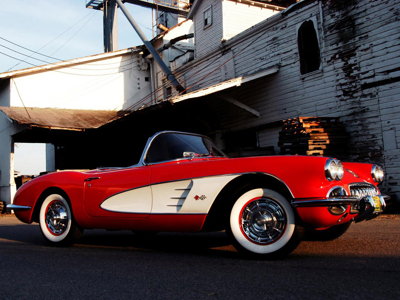 Chevrolet corvette 1959 photo - 3