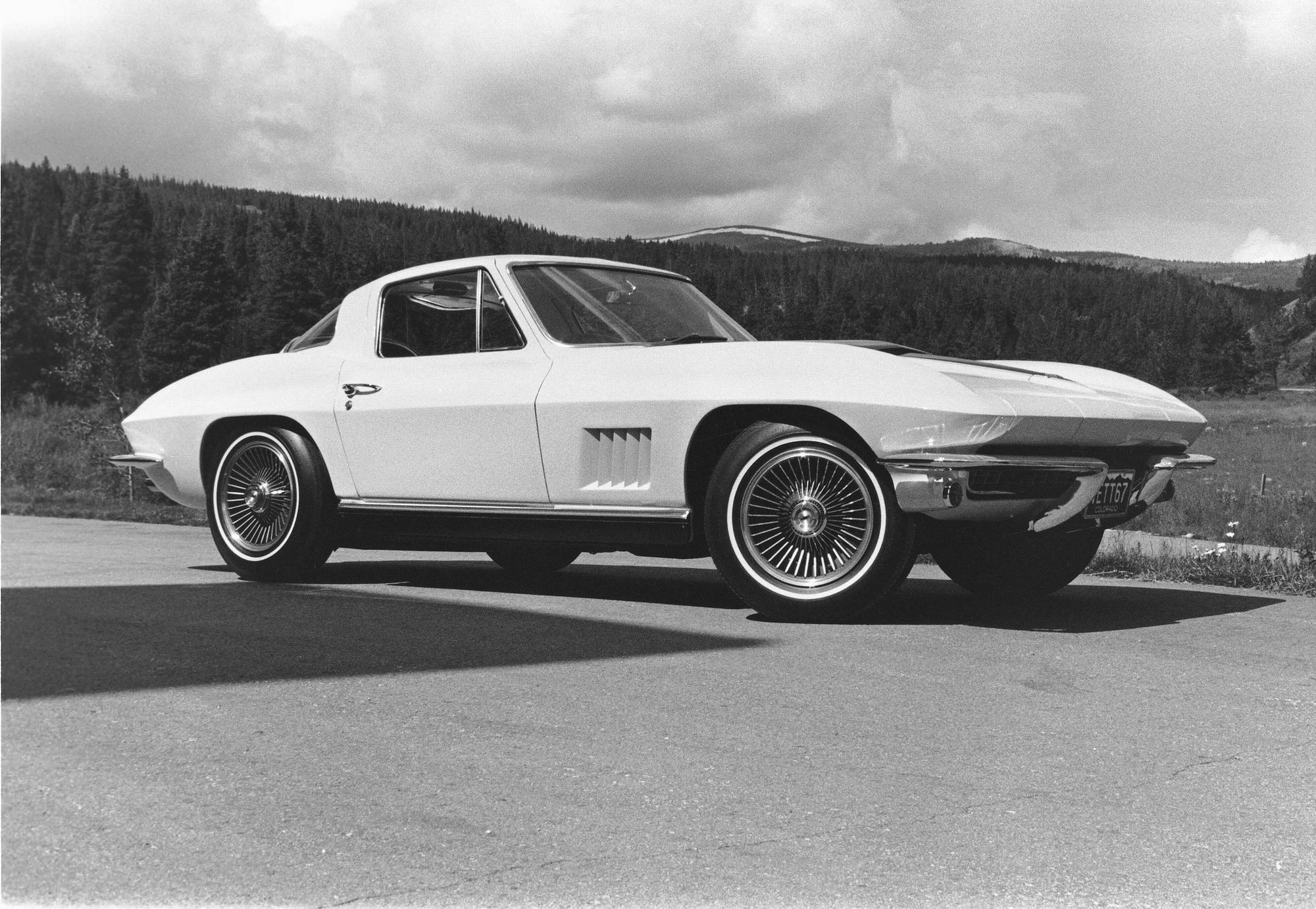 Chevrolet corvette 1963 photo - 3
