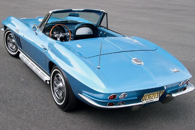Chevrolet Corvette 1966 photo - 1
