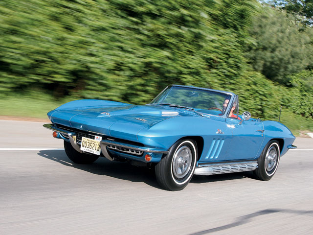 Chevrolet Corvette 1966 photo - 2