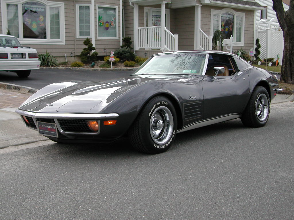 Chevrolet corvette 1971 photo - 6