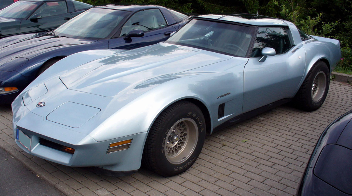 Chevrolet corvette 1980 photo - 4