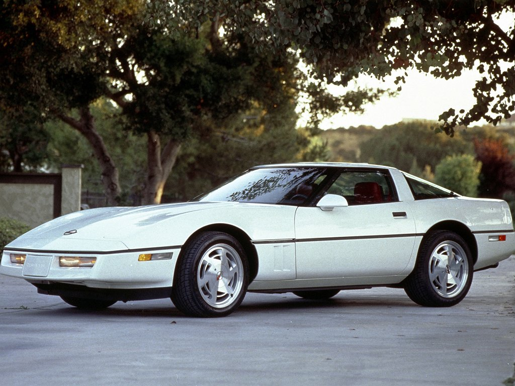 Chevrolet corvette 1983 photo - 1