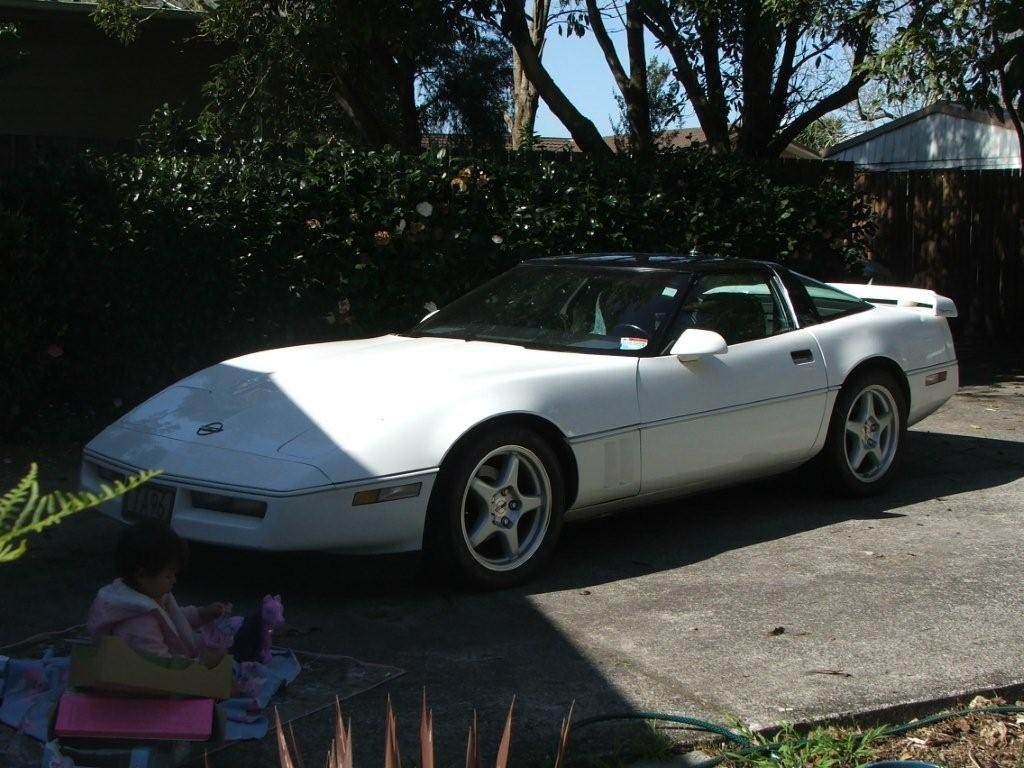 Chevrolet corvette 1984 photo - 2