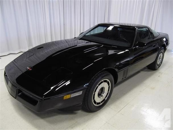 Chevrolet corvette 1984 photo - 3
