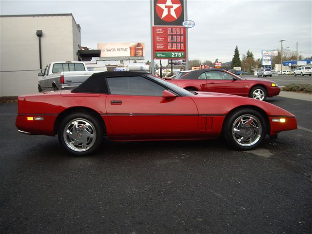 Chevrolet corvette 1989 photo - 5