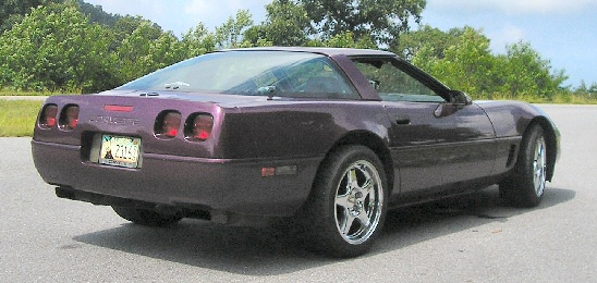 Chevrolet corvette 1995 photo - 2