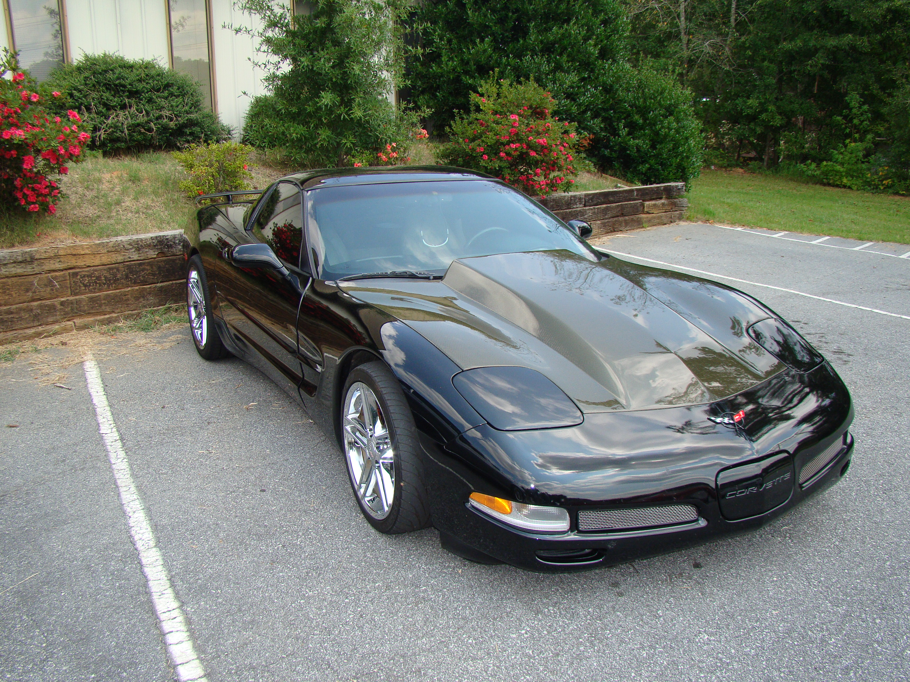 Chevrolet Corvette 1999 photo - 2
