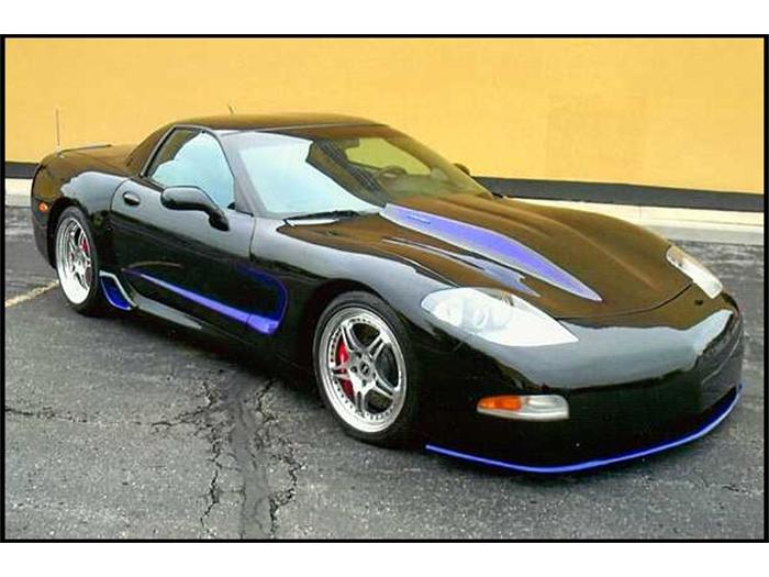 Chevrolet corvette 2002 photo - 6