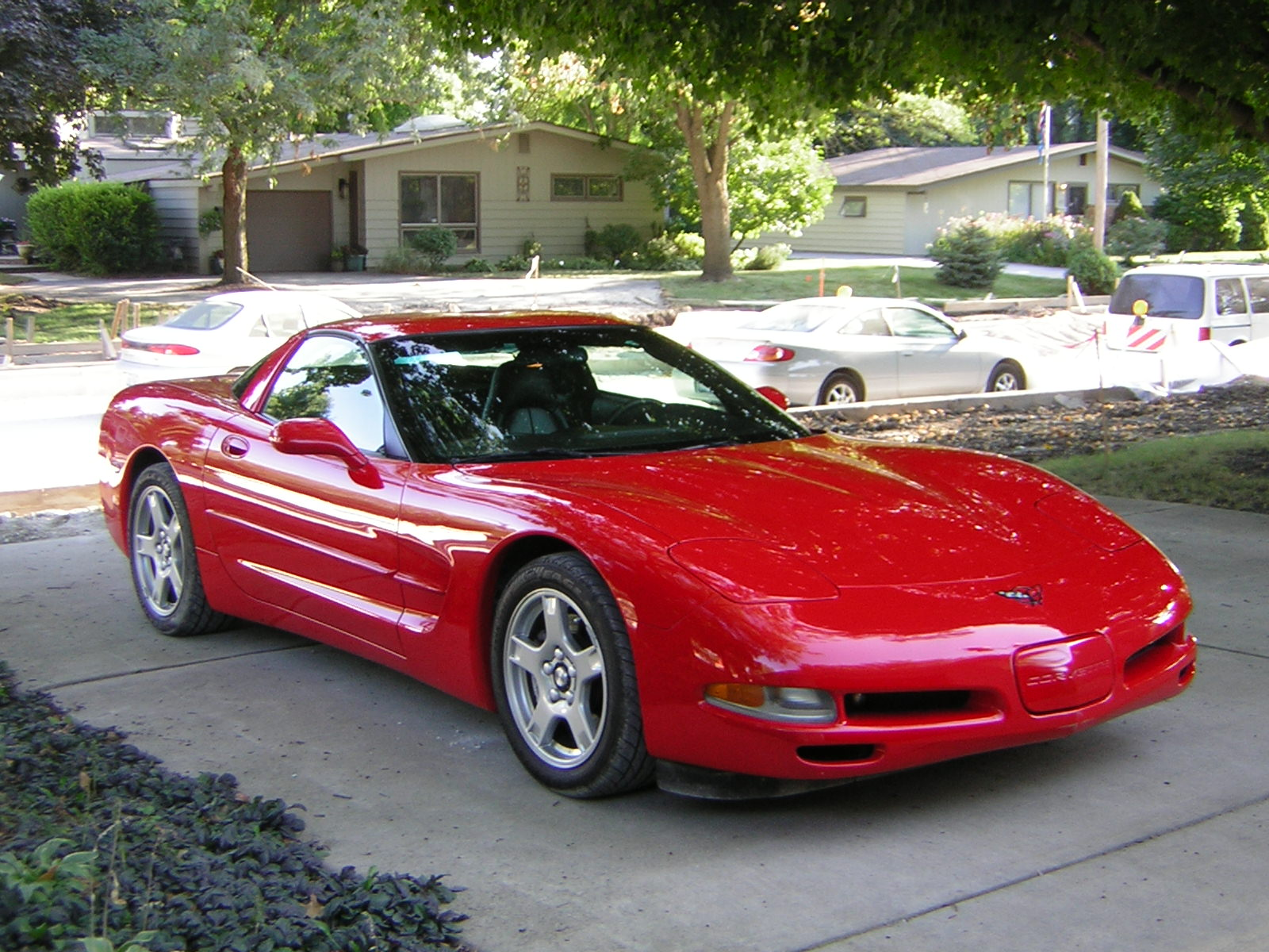 Chevrolet Corvette 2003 photo - 4