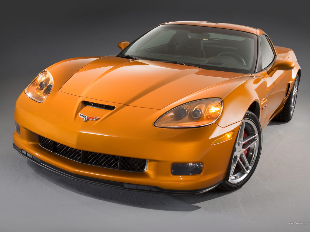 Chevrolet Corvette 2003 photo - 5