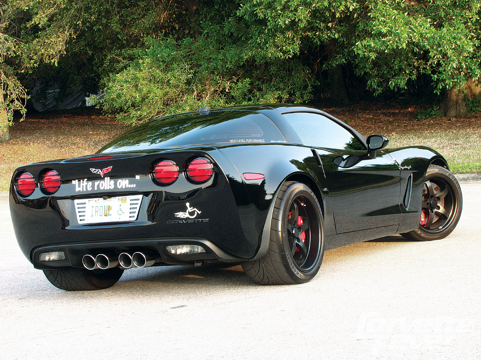 Chevrolet corvette 2005 photo - 5