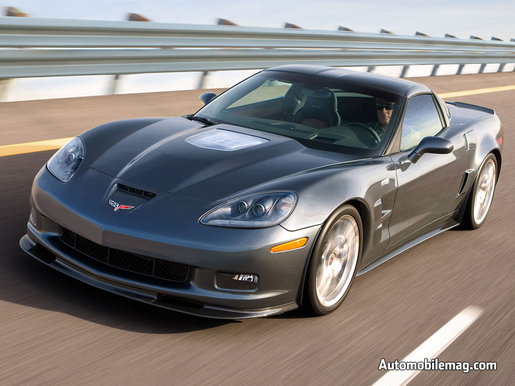 Chevrolet Corvette 2012 photo - 4