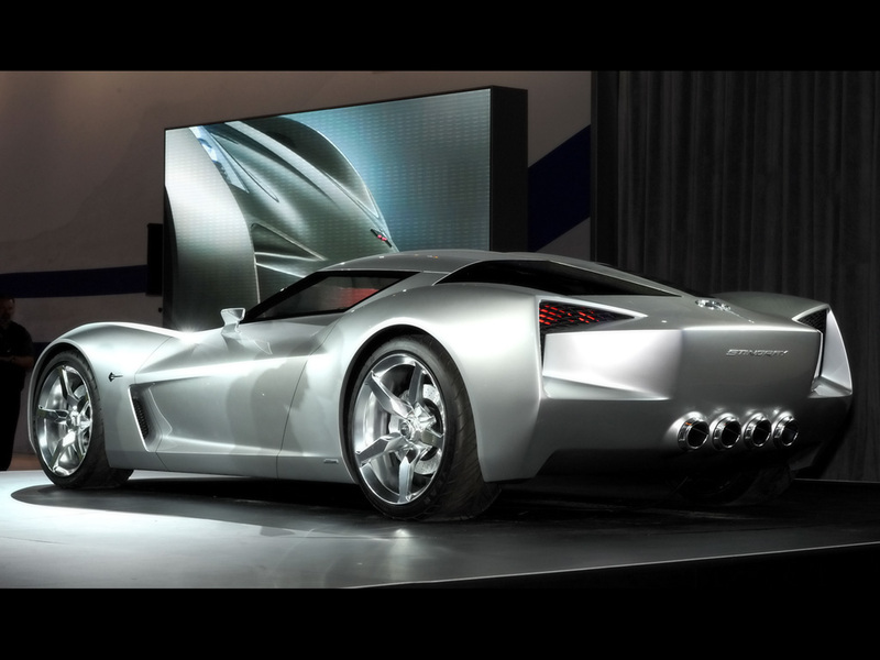 Chevrolet Corvette 2012 photo - 5
