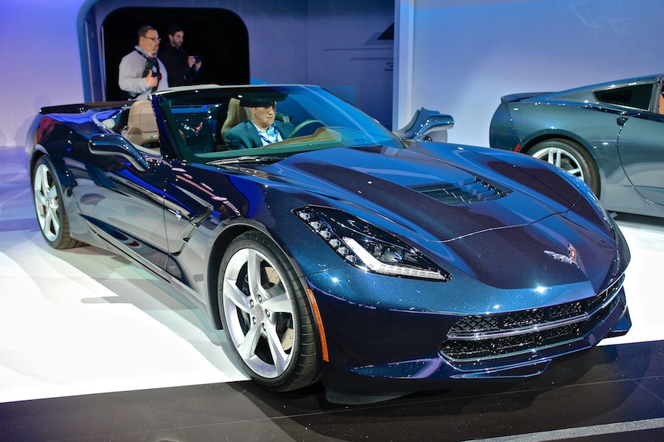 Chevrolet corvette 2014 photo - 1